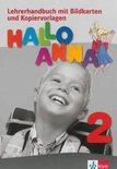 HALLO ANNA 2 LEHRERHANDBUCH (+ CD-ROM)