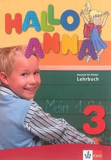 HALLO ANNA 3 KURSBUCH (+ AUDIO CDs (2))
