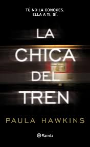 LA CHICA DEL TREN  TAPA BLANDA