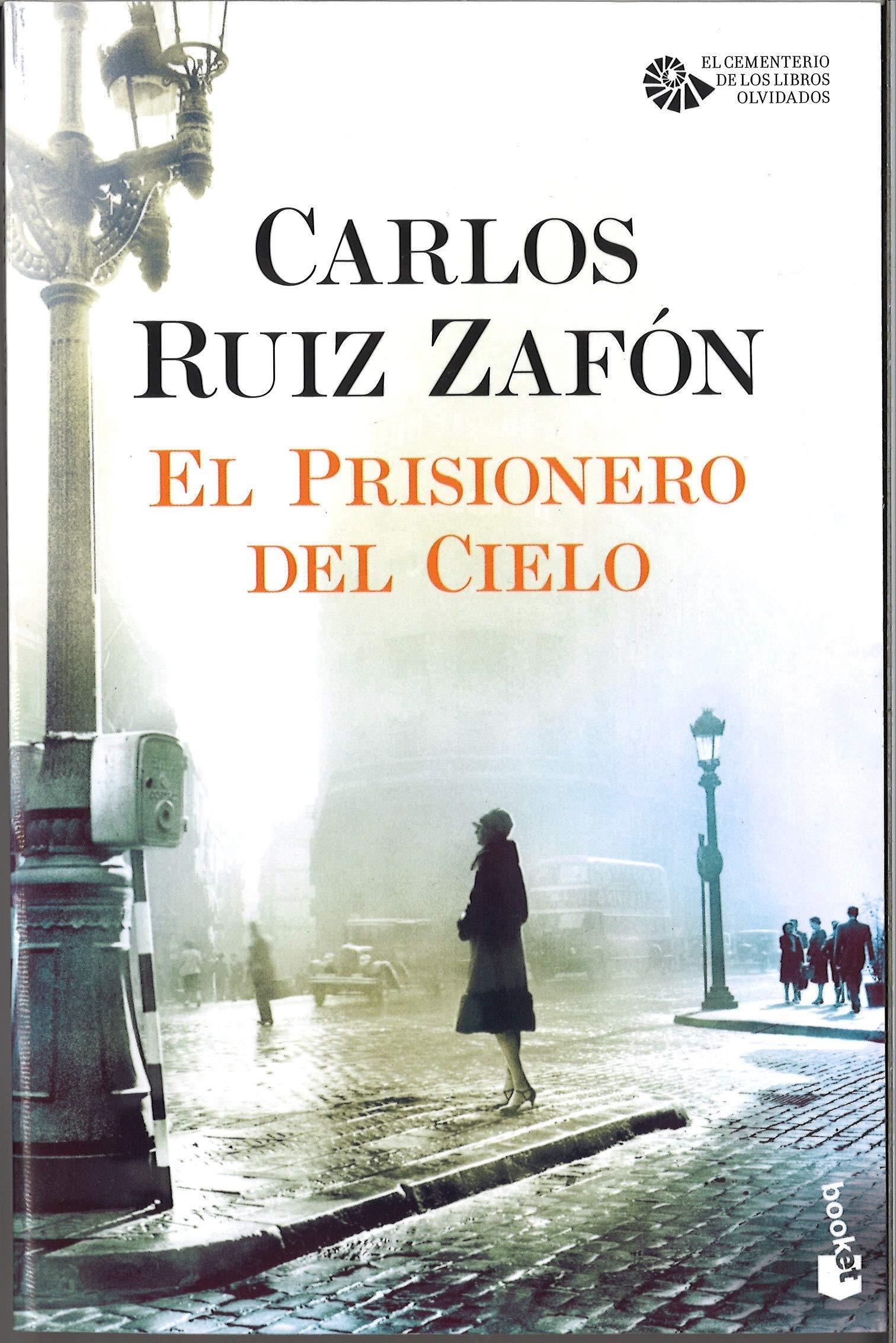 PRISIONERO DEL CIELO,EL