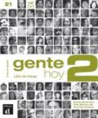 GENTE HOY 2 EJERCICIOS (+ CD)