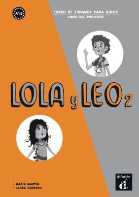 LOLA Y LEO 2 PROFESOR