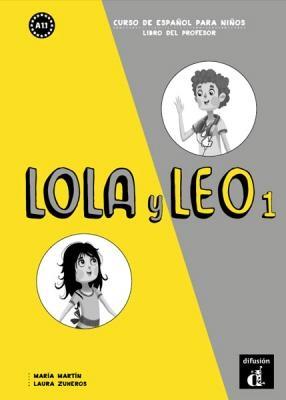 LOLA Y LEO 1 PROFESOR