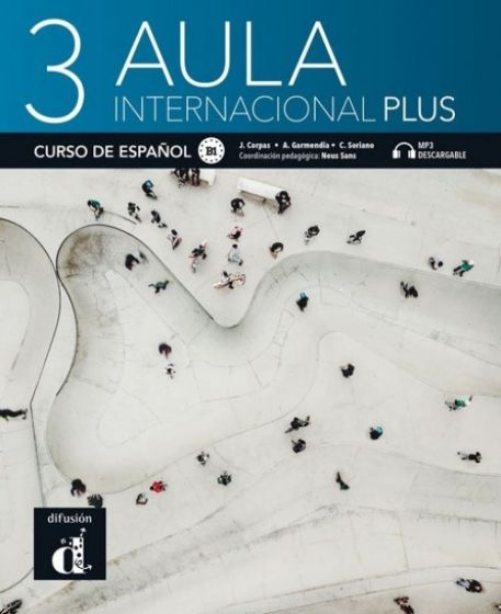 AULA INTERNACIONAL PLUS 3 ALUMNO  MP3 DESCARGABLE ED. PREMIUM