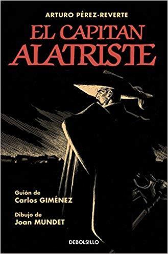 EL CAPITAN ALATRISTE (NOVELA GRAFIC  TAPA BLANDA