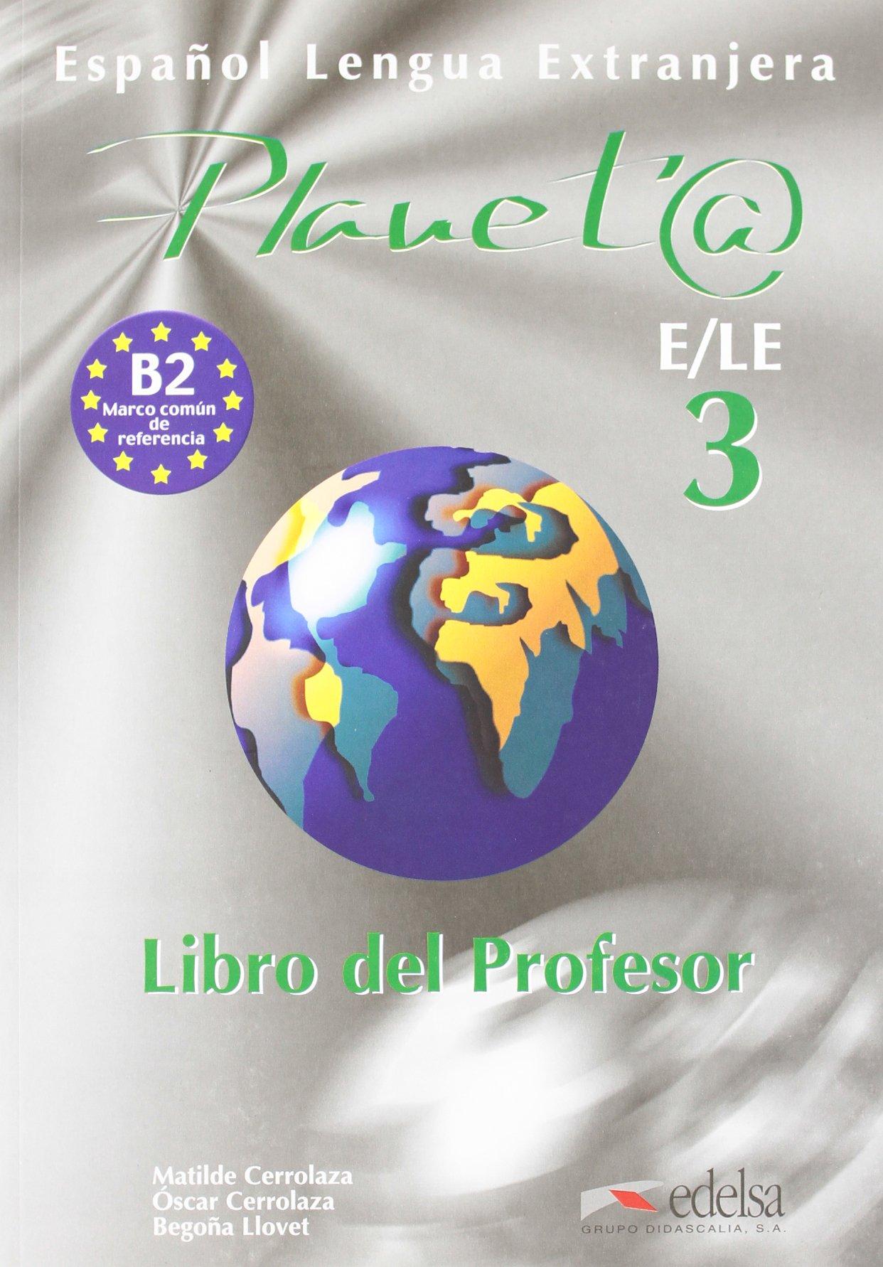 PLANETA 3 PROFESOR