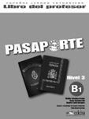 PASAPORTE ELE 3 B1 PROFESOR (+ CD)