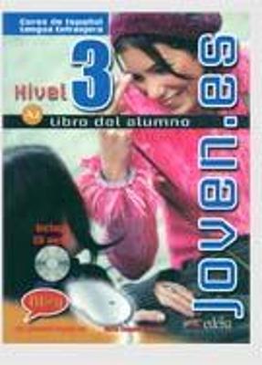JOVEN.ES 3 ALUMNO (+ CD)