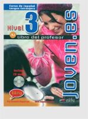 JOVEN.ES 3 PROFESOR (+ CD)