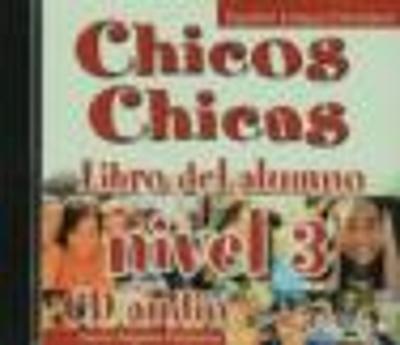 CHICOS CHICAS 3 B1 CD (1)
