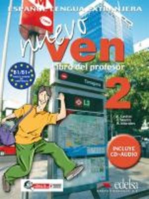 VEN 2 PROFESOR (+ CD) N E
