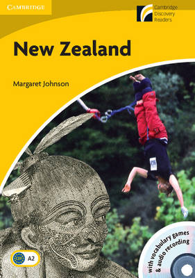 CAMBRIDGE DISCOVERY READERS 2: NEW ZEALAND PACK ( CD-ROM  CD)