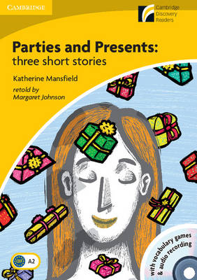 CAMBRIDGE DISCOVERY READERS 2: PARTIES AND PRESENTS: THREE SHORT STORIES PACK ( CD-ROM  CD)