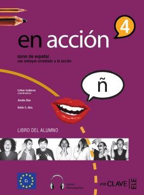 EN ACCION 4 ALUMNO (+ AUDIO CD)