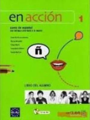 EN ACCION 1 ALUMNO (+ AUDIO CD)
