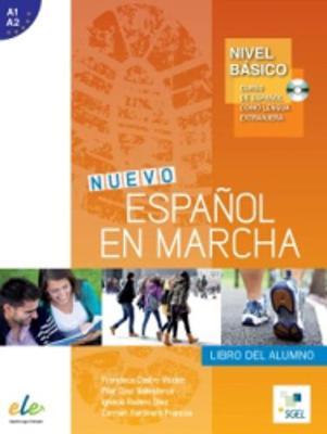 NUEVO ESPANOL EN MARCHA A1 - A2 ALUMNO (+ CD)