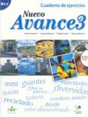 AVANCE NUEVO 3 EJERCICIOS (+ AUDIO CD)