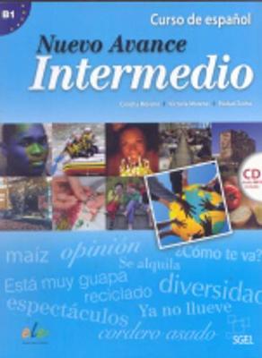 AVANCE NUEVO B1 INTERMEDIO ALUMNO (+ AUDIO CD)
