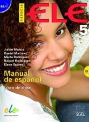 AGENCIA ELE 5 ALUMNO (+ CD)
