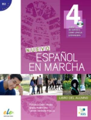 ESPANOL EN MARCHA 4 B2 ALUMNO ( CD) NE
