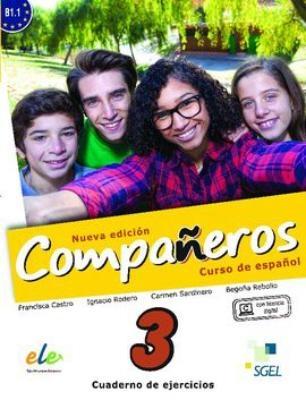 COMPANEROS 3 B1.1 EJERCICIOS N E
