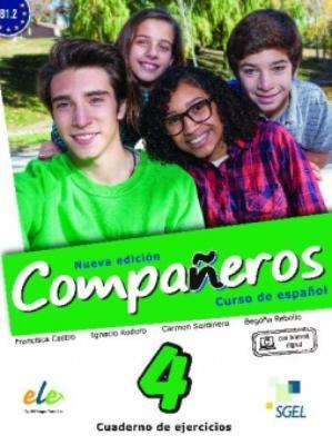 COMPANEROS 4 B1.2 EJERCICIOS N E