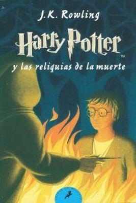 HARRY POTTER VII LAS RELIQUIAS DE LA MUERTE