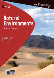 R  T DISCOVERY 2: NATURAL ENVIRONMENTS B1.1 ( AUDIO CD-ROM)