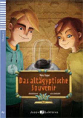 JEL 2: DAS ALTAGYPTISCHE SOUVENIR (+ CD)