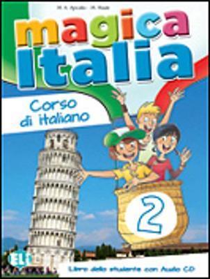 MAGICA ITALIA 2 STUDENTE (+ READER + CD)