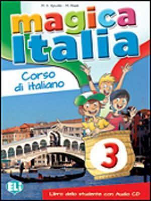 MAGICA ITALIA 3 STUDENTE (+ READER + CD)