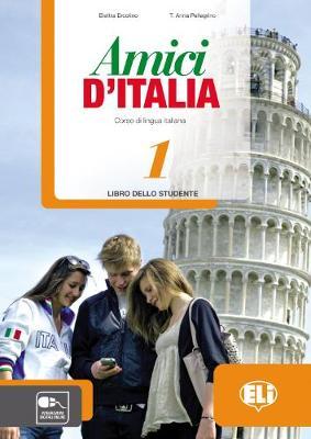 AMICI D ITALIA 1 STUDENTE (+LE AVVENTURE DI PINOCCHIO)