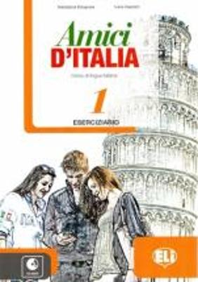 AMICI D ITALIA 1 ESERCIZI (+ CD)