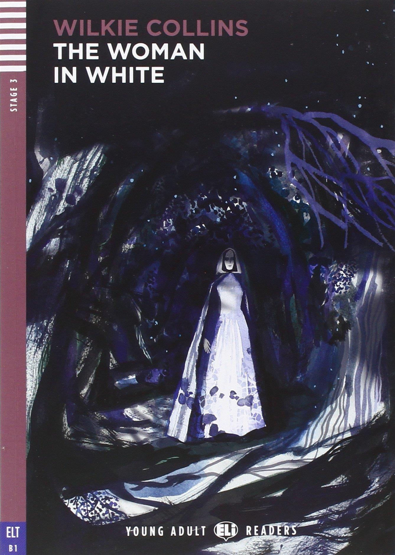 YAR 3: THE WOMAN IN WHITE B1 (+ CD)