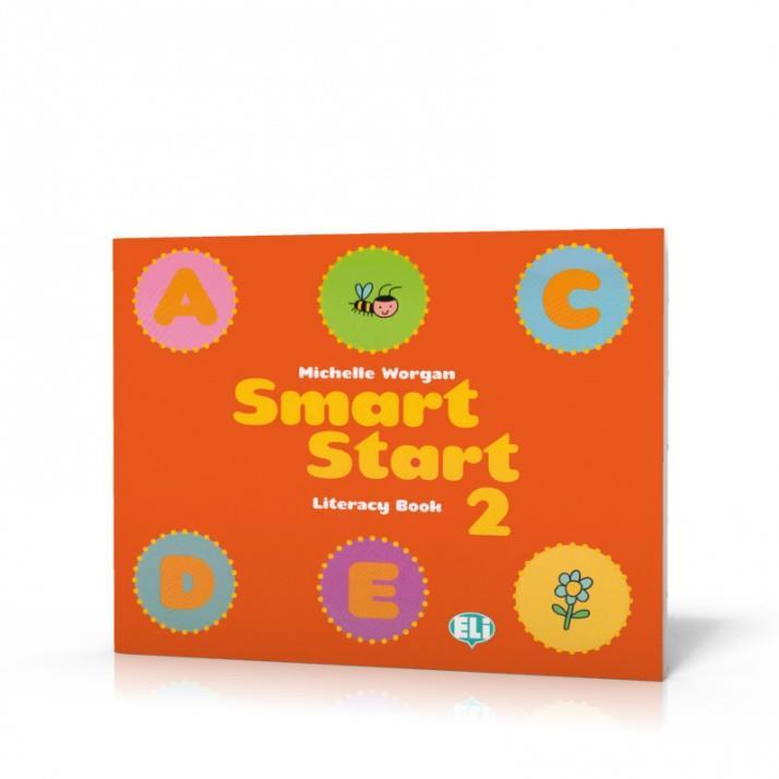 SMART START 2 - LITERACY BOOK
