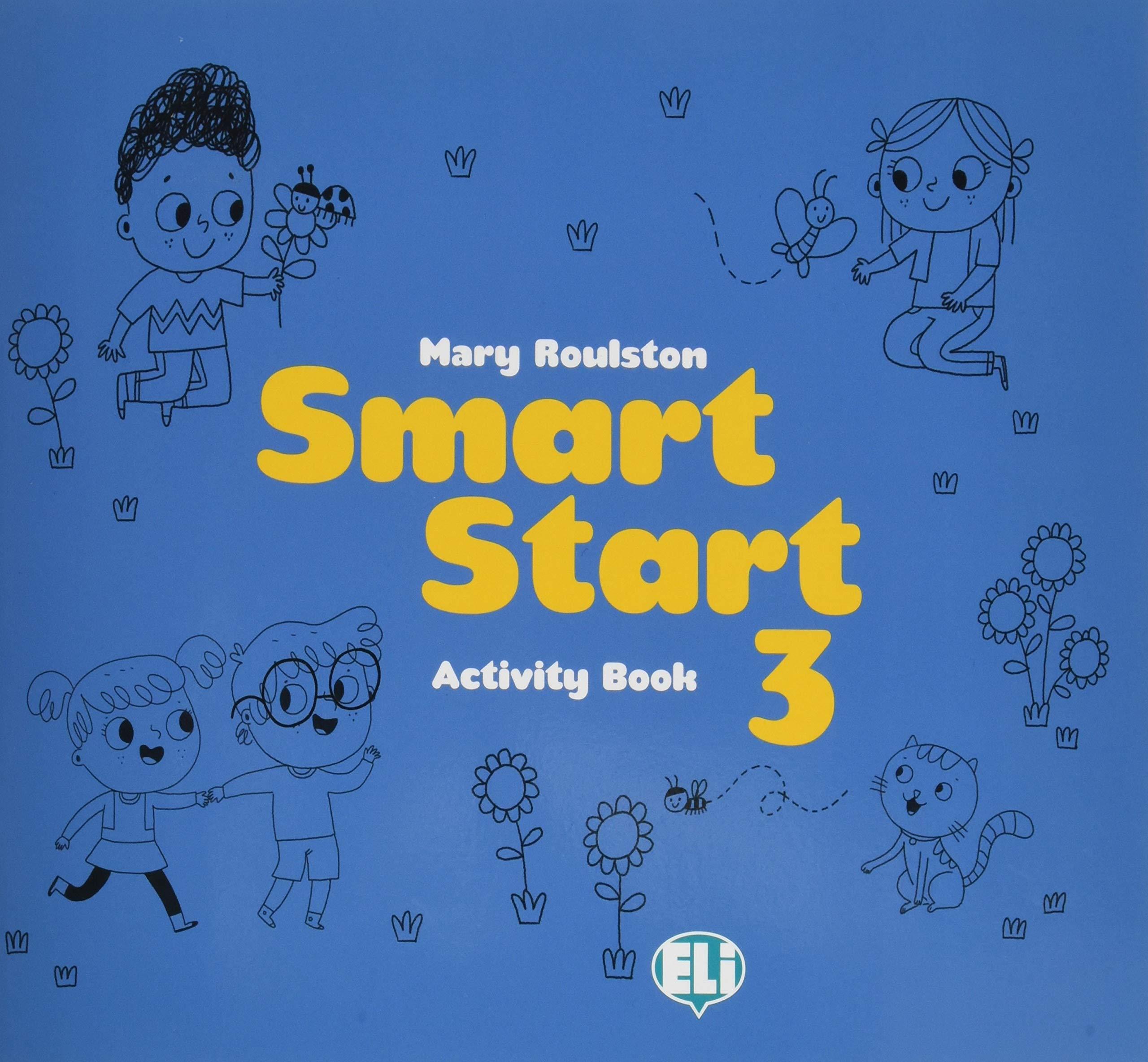 SMART START 3 ACTIVITY BOOK