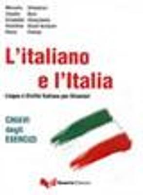 L ITALIANO E L ITALIA INTERMEDIO - SUPERIORE CHIAVI
