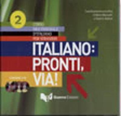 ITALIANO : PRONTI, VIA! 2 CD (4)