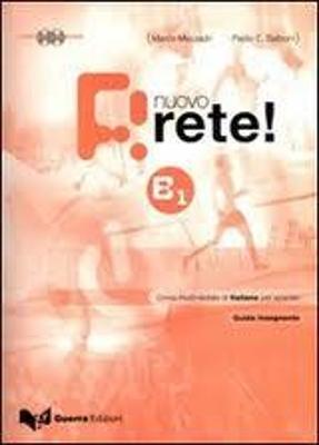 NUOVO RETE B1 GUIDA INSEGNANTE (+ 2 CD)