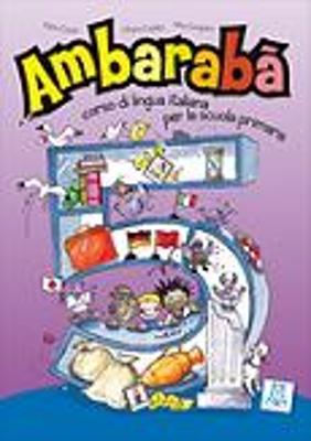 AMBARABA 5 LIBRO ( AUDIO CDS (2))