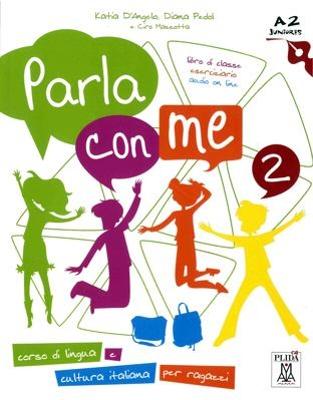 PARLA CON ME 2 LIBRO (+ ONLINE AUDIO) N E