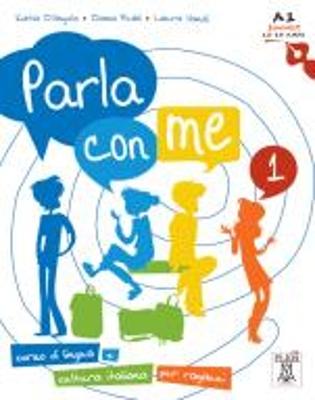 PARLA CON ME 1 LIBRO ( ONLINE AUDIO) NE