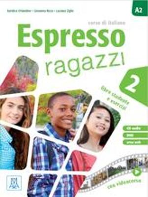 ESPRESSO RAGAZZI 2 A2 STUDENTE ( DVD)