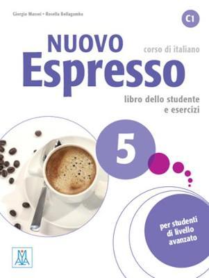 NUOVO ESPRESSO 5 C1 STUDENTE (+ AUDIO CD)
