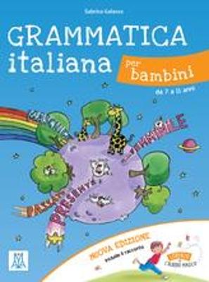 GRAMMATICA ITALIANA PER BAMBINI N E