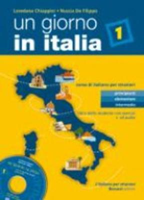 UN GIORNO IN ITALIA 1 STUDENTE ED ESERCIZI ( CD)