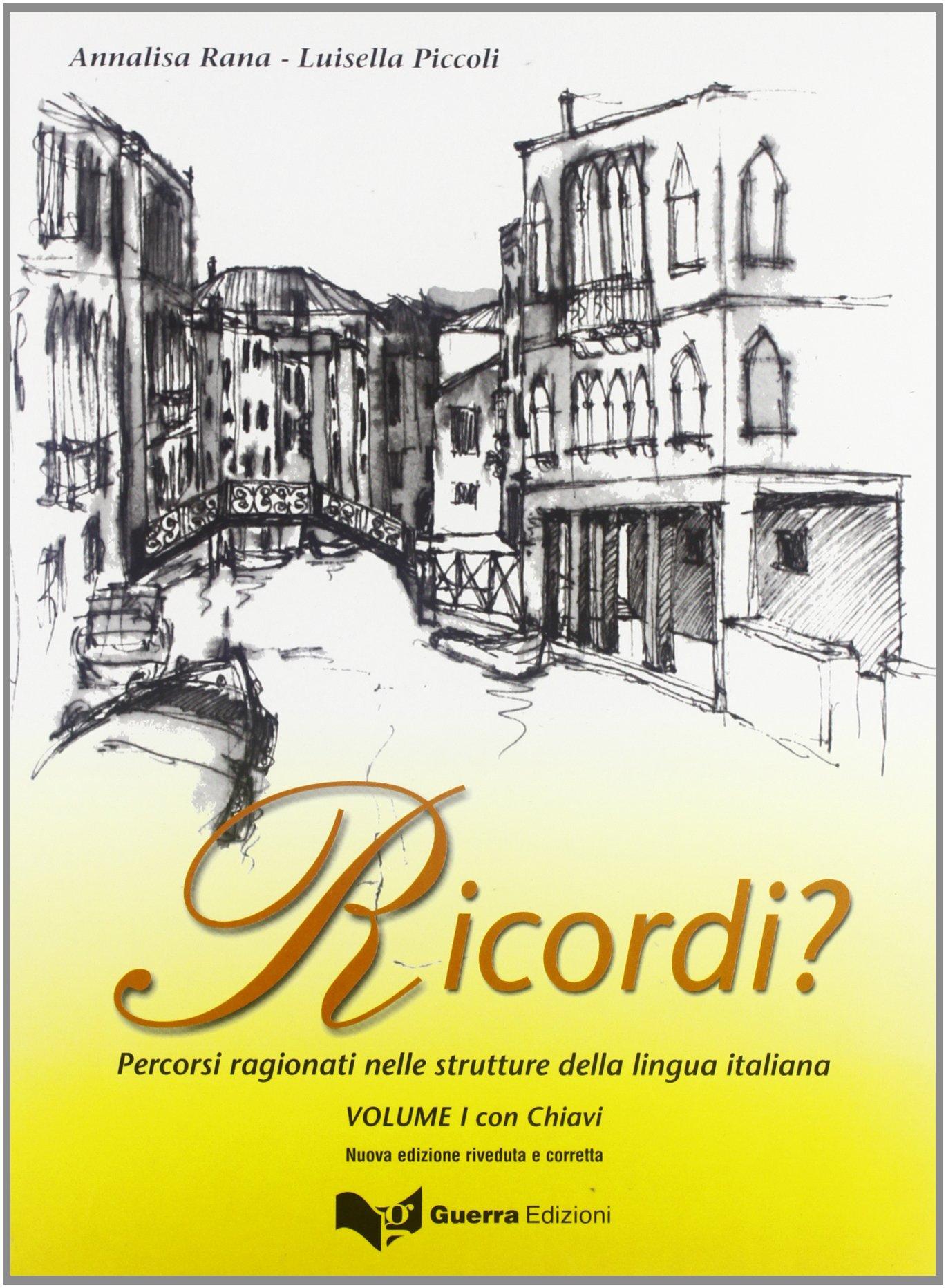 RICORDI? 1 STUDENTE