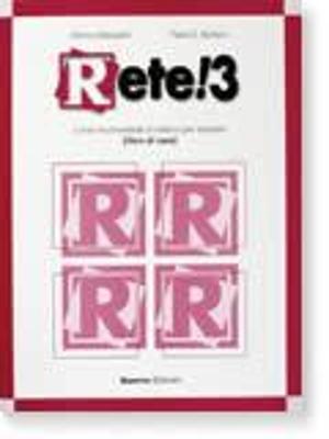 RETE 3 ESERCIZI (+ CD) (LIBRO DI CASA)