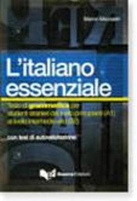 L  ITALIANO ESSENZIALE
