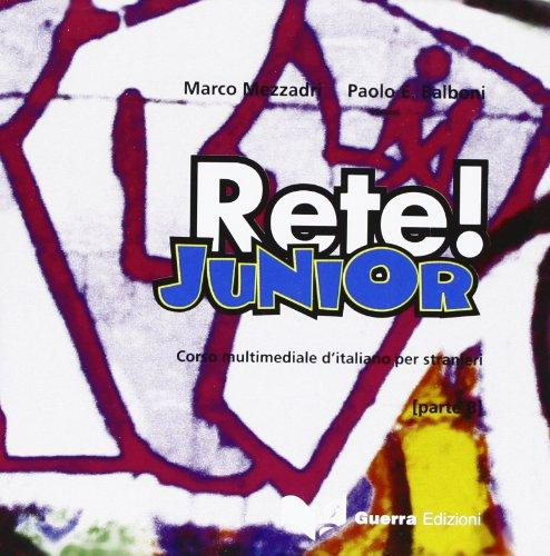 RETE JUNIOR PARTE B CD-ROM